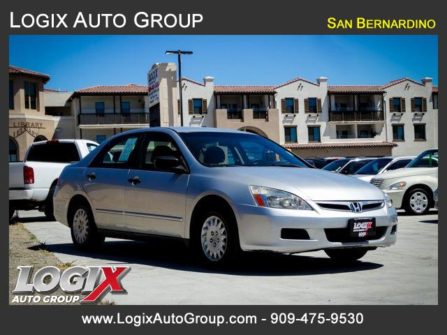 2007 Honda Accord VP Sedan AT - San Bernardino #001173