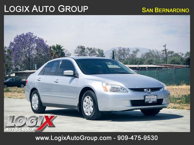 2004 Honda Accord LX sedan AT - San Bernardino #005258