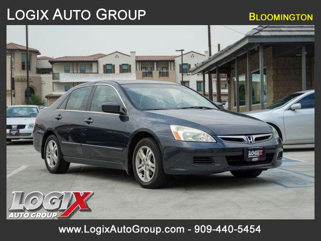 2006 Honda Accord EX-L Sedan AT with Navigation and XM Radio - Bloomington #110604