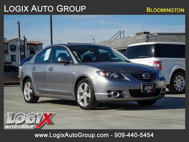 2005 Mazda MAZDA3 s 4-Door - Bloomington #254474