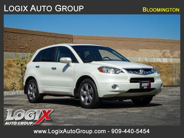 2007 Acura RDX 5-Spd AT with Technology Package - Bloomington #013601