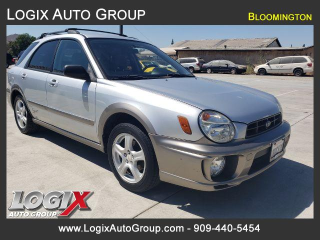 2003 Subaru Outback Sport - Bloomington #807512