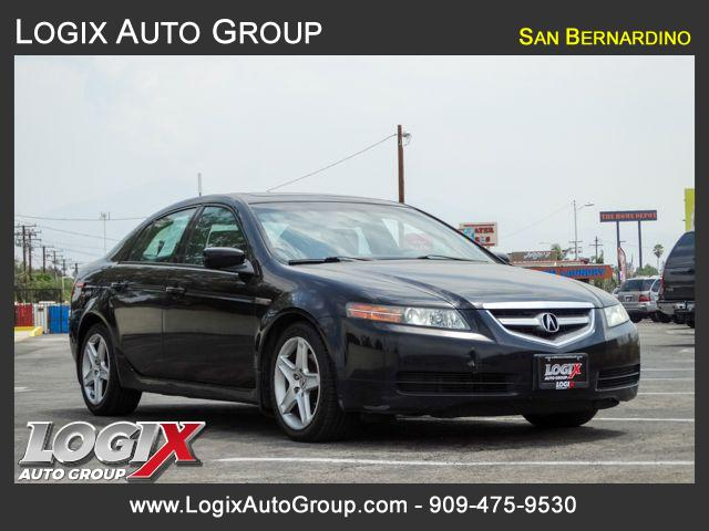 2006 Acura TL 5-Speed AT with Navi - Bloomington #R062914