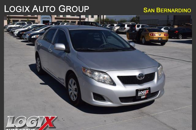 2010 Toyota Corolla LE 4-Speed AT - San Bernardino #168579