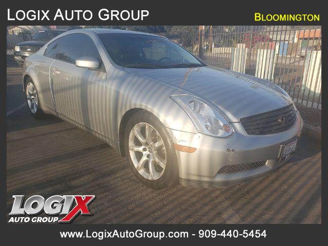 2004 Infiniti G35 Coupe with Leather - Bloomington #R820728