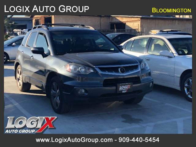 2007 Acura RDX 5-Spd AT with Technology Package - San Bernardino #024352