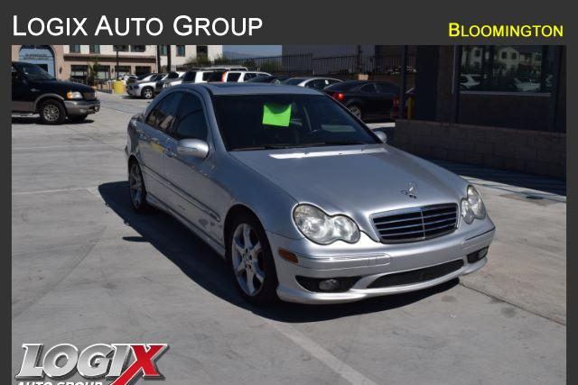 2007 Mercedes-Benz C-Class C230 Sport Sedan - Bloomington #954565