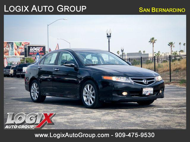 2006 Acura TSX 5-speed AT with Navi - Bloomington #R024856
