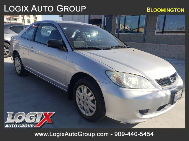 2005 Honda Civic LX coupe AT - Bloomington #R033292
