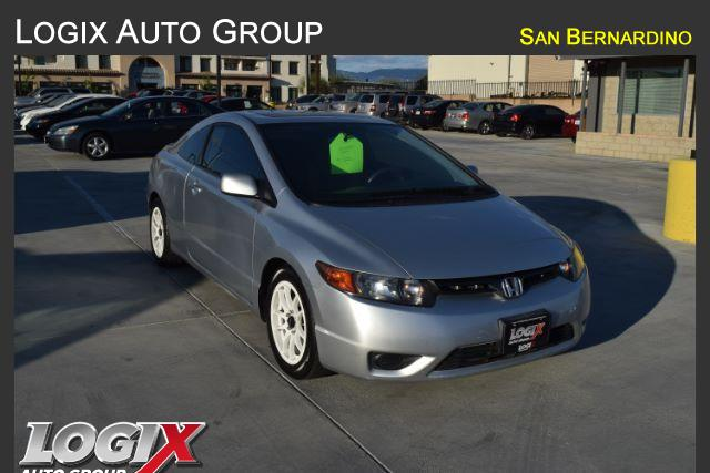 2008 Honda Civic EX Coupe AT - San Bernardino #532316