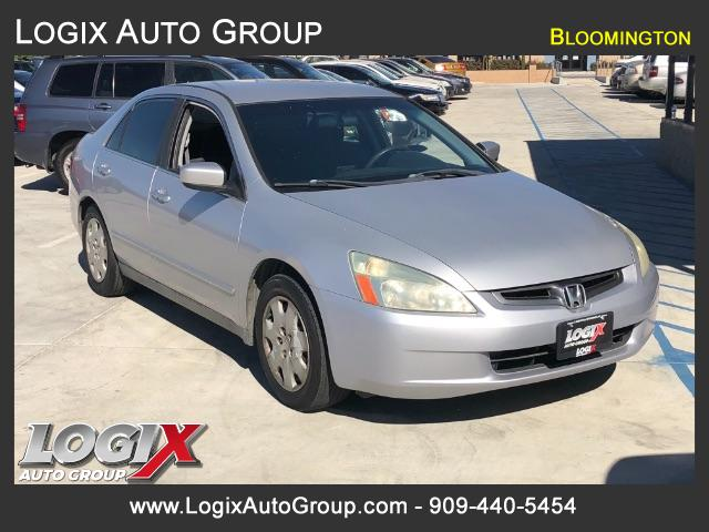2004 Honda Accord LX V-6 Sedan AT - Bloomington #092197