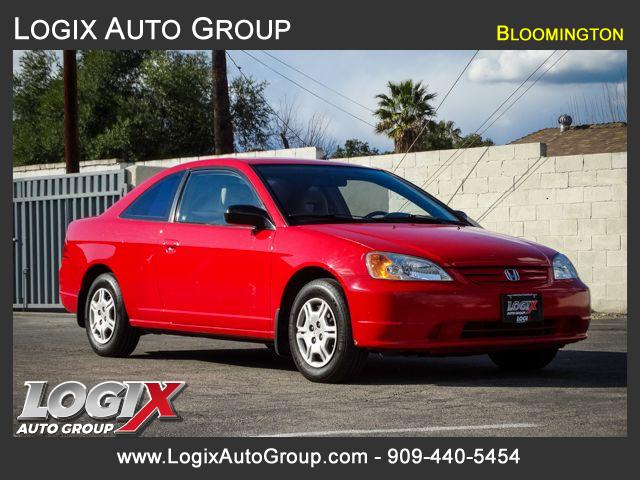 2002 Honda Civic LX coupe - Bloomington #R038184
