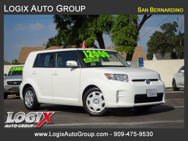 2013 Scion xB 5-Door Wagon 4-Spd AT - San Bernardino #039169