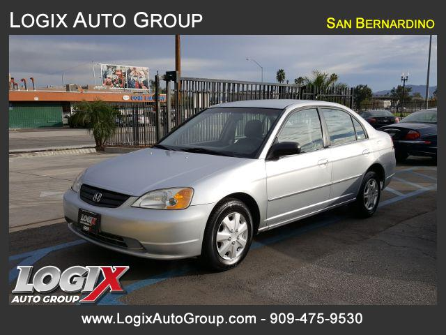 2002 Honda Civic LX sedan - San Bernardino #602438