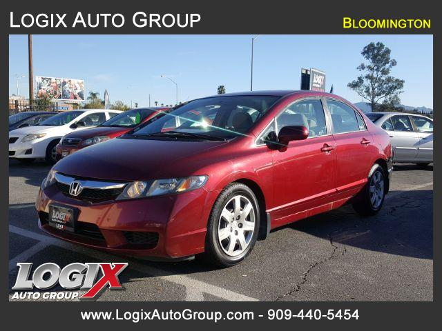 2009 Honda Civic LX Sedan 5-Speed AT - Bloomington #R340328_1