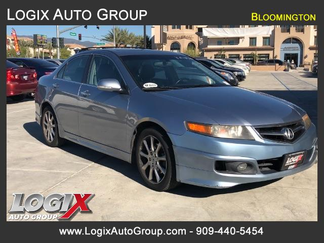 2006 Acura TSX 5-speed AT with Navigation - Bloomington #013979