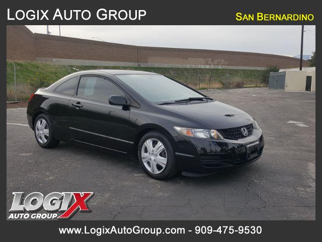 2011 Honda Civic LX Coupe 5-Speed AT - San Bernardino #516580