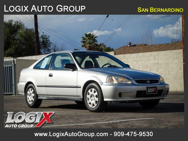 2000 Honda Civic DX coupe - Bloomington #R056755