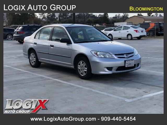2004 Honda Civic VP Sedan AT - Bloomington #633750