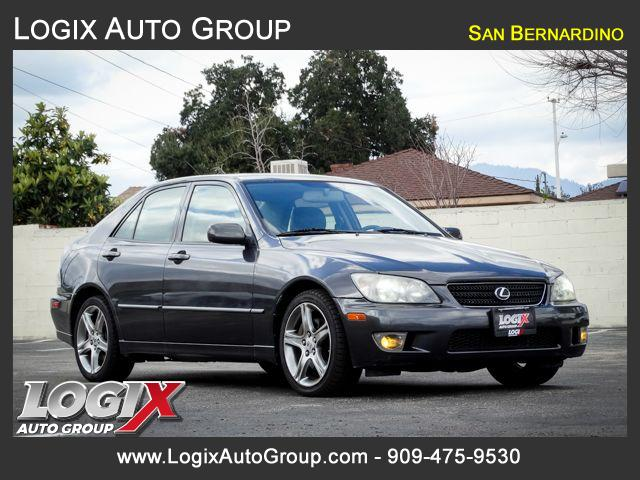 2004 Lexus IS 300 5-Speed Sedan - San Bernardino #082877