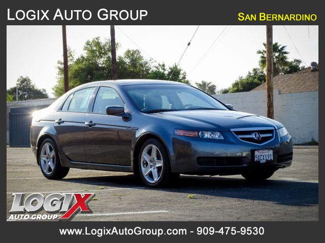 2006 Acura TL 5-Speed AT with Navigation - San Bernardino #071081