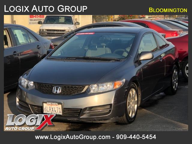 2010 Honda Civic LX Coupe 5-Speed AT - Bloomington #523099
