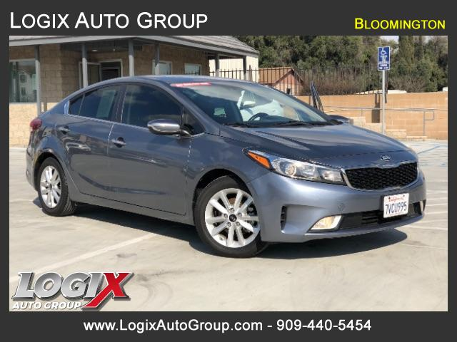 2017 Kia Forte LX 6A - Bloomington #044606