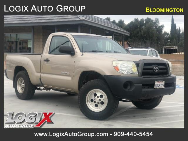 2006 Toyota Tacoma Regular Cab Auto 2WD - Bloomington #236065