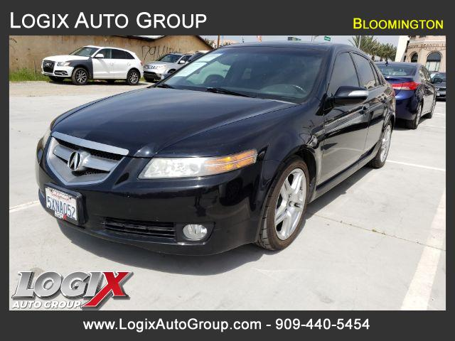 2007 Acura TL 5-Speed AT with Navigation System - Bloomington #000426