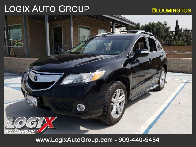 2014 Acura RDX 6-Spd AT AWD w/ Technology Package - Bloomington #016722