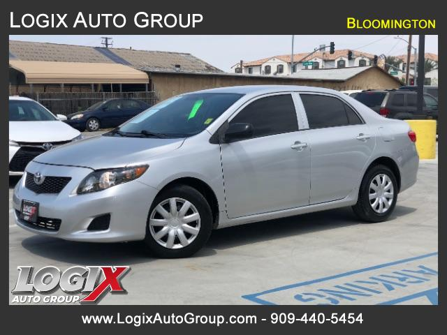 2009 Toyota Corolla Base 4-Speed AT - Bloomington #R073220