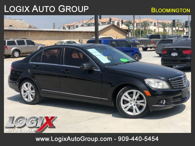 2010 Mercedes-Benz C-Class C300 Sport Sedan - Bloomington #466206