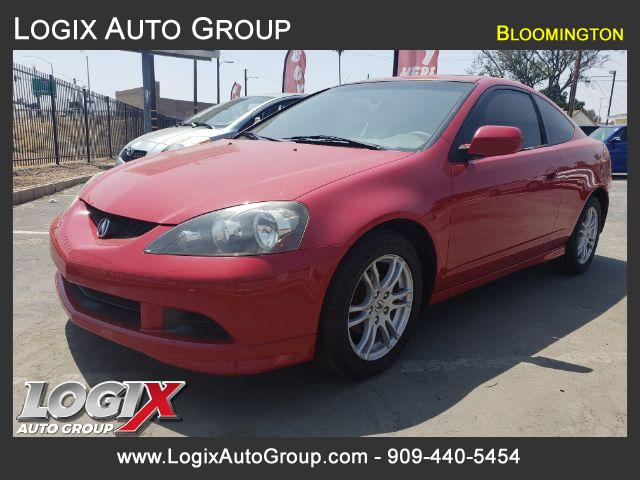 2006 Acura RSX Coupe with 5-speed AT - Bloomington #020106