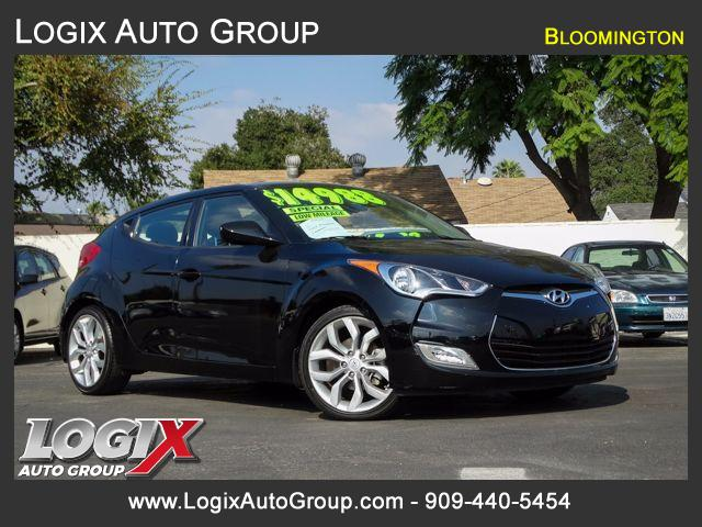 2015 Hyundai Veloster FLEX - Bloomington #225236
