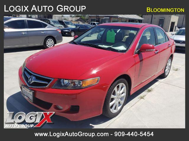 2008 Acura TSX 5-speed AT with Navigation - Bloomington #012814