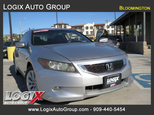 2008 Honda Accord EX-L V-6 Coupe AT with Navigation - Bloomington #006129