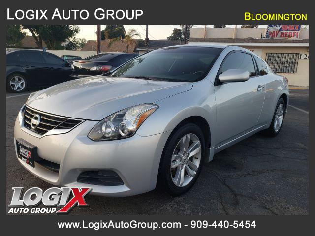 2010 Nissan Altima 2.5 S CVT Coupe - Bloomington #134463