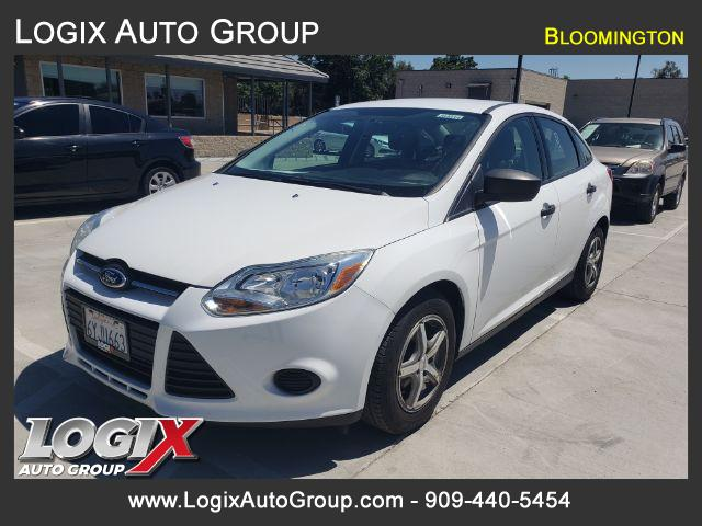 2013 Ford Focus S Sedan - Bloomington #184468