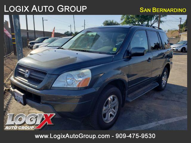 2003 Honda Pilot EX w/ Leather and Nav System - San Bernardino #605221