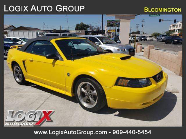 2004 Ford Mustang GT Premium Convertible - Bloomington #141225