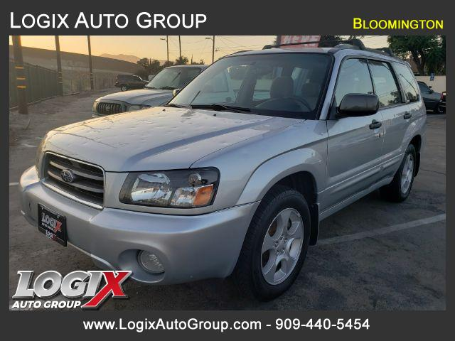 2004 Subaru Forester 2.5 XS - Bloomington #740870