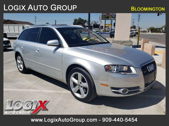 2007 Audi A4 Avant 3.2 quattro with Tiptronic - Bloomington #031696