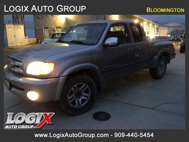 2003 Toyota Tundra SR5 Stepside Access Cab 2WD - Bloomington #347068