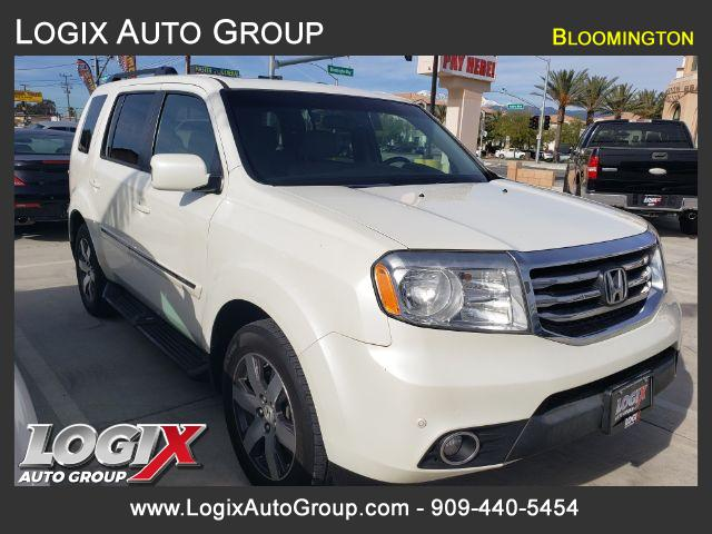 2012 Honda Pilot Touring 2WD 5-Spd AT with DVD - Bloomington #039105