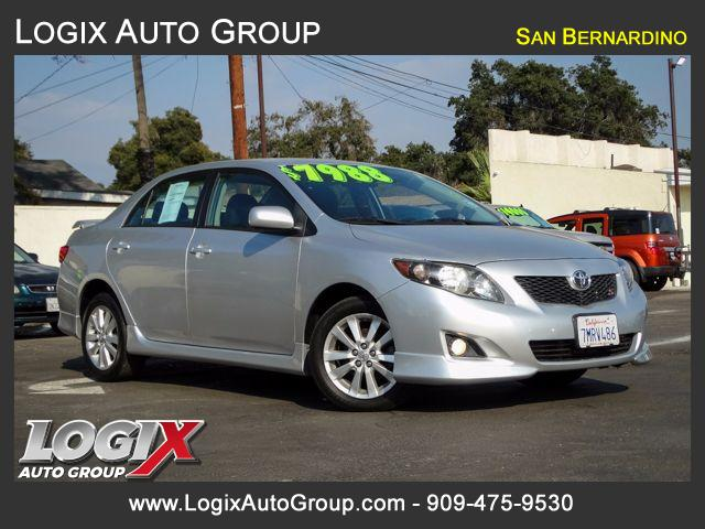 2010 Toyota Corolla S 4-Speed AT - San Bernardino #461767