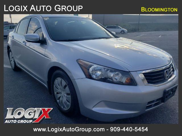 2010 Honda Accord LX Sedan AT - Bloomington #060544