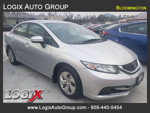 2014 Honda Civic LX Sedan CVT - Bloomington #006418