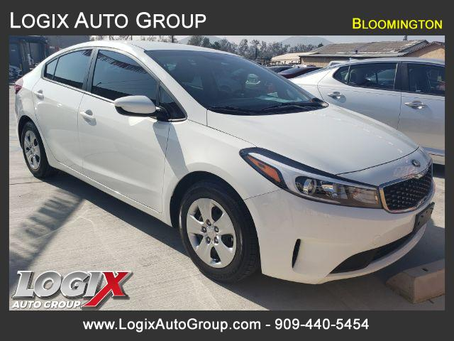 2017 Kia Forte LX 6A - Bloomington #083407