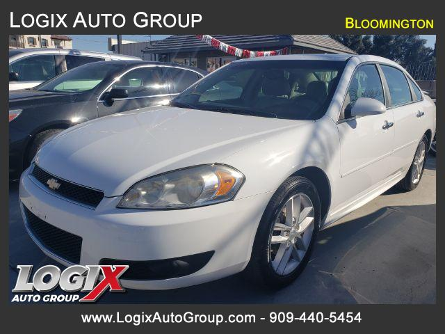2013 Chevrolet Impala LTZ - Bloomington #161641