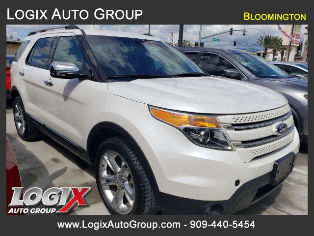 2013 Ford Explorer Limited 4WD - Bloomington #B31203